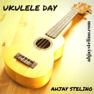 Ukulele Day Artwork