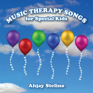 Music Therapy Songs for Special Kids Album